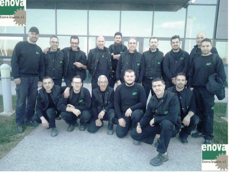 Enova Levante sl, Ingeniería de mantenimiento industrial y montajes industriales.