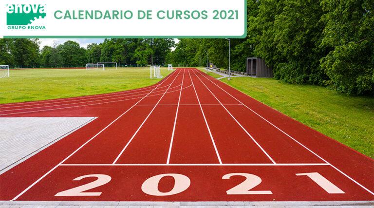 CALENDARIO DE FORMACIONES ON LINE 2021